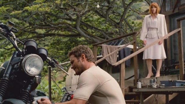 Chris Pratt a Jurassic Worldben is Star-Lord